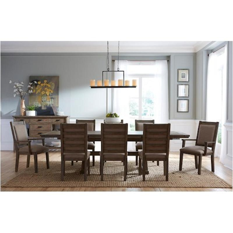 59 056 Kincaid Furniture Foundry Dining Room Table