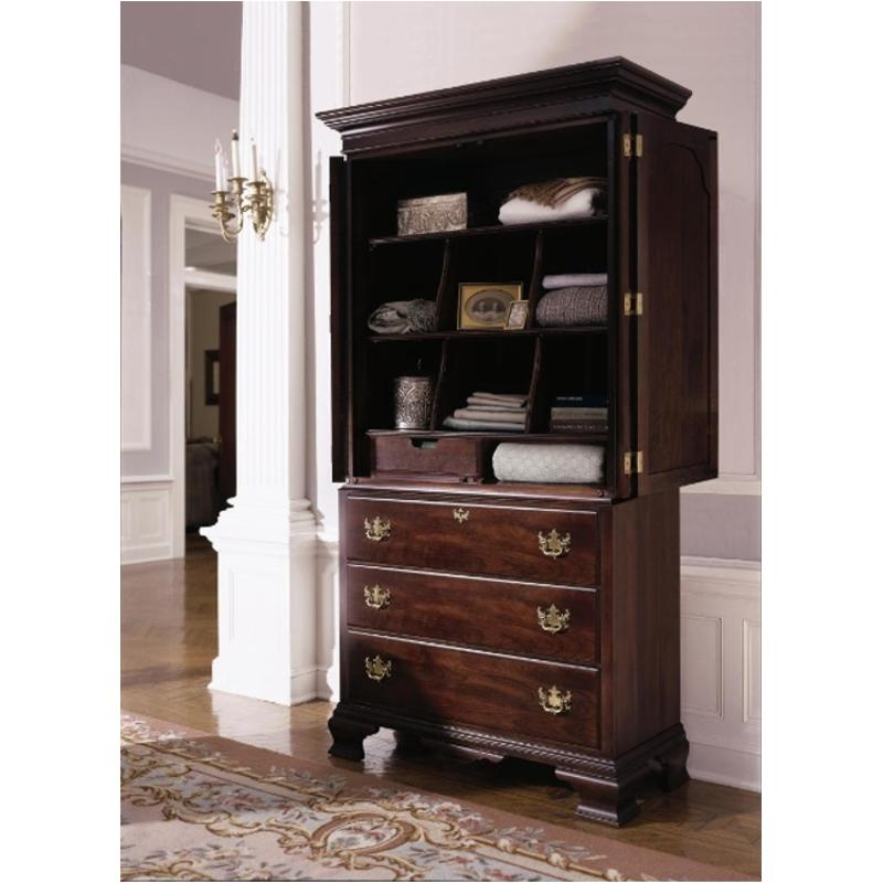 60-165 Kincaid Furniture Carriage House Bedroom Armoire