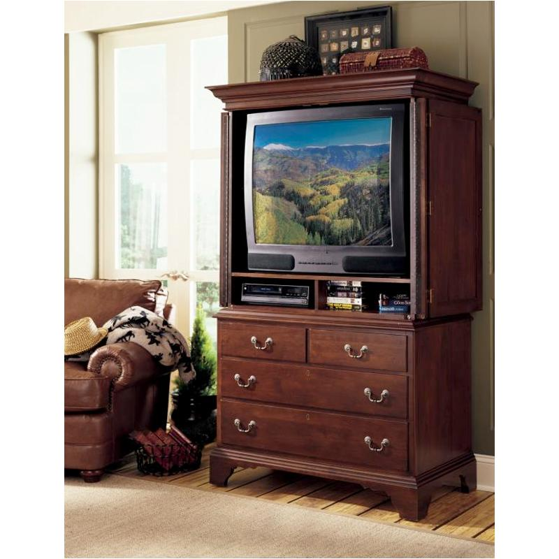 79 165 Kincaid Furniture Brookside Cherry Bedroom Armoire