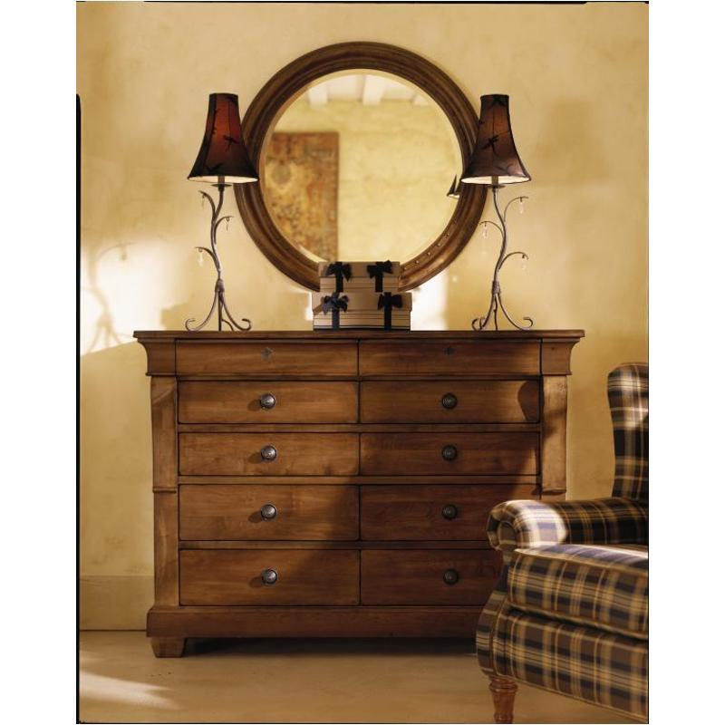 96-163v Kincaid Furniture Tuscano Drawer Dresser