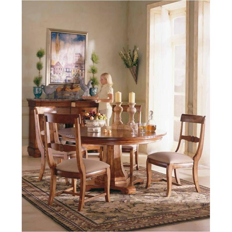 Kincaid Dining Room: 96-052v Kincaid Furniture Tuscano Pedestal Dining Table