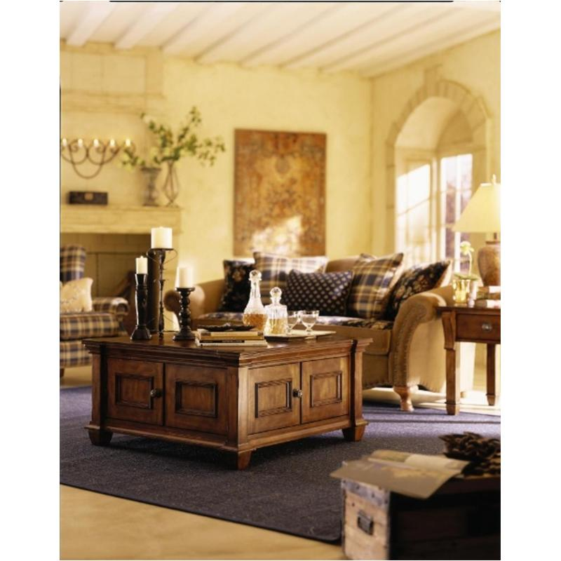 Beau 96 024v Kincaid Furniture Tuscano Living Room Cocktail Table