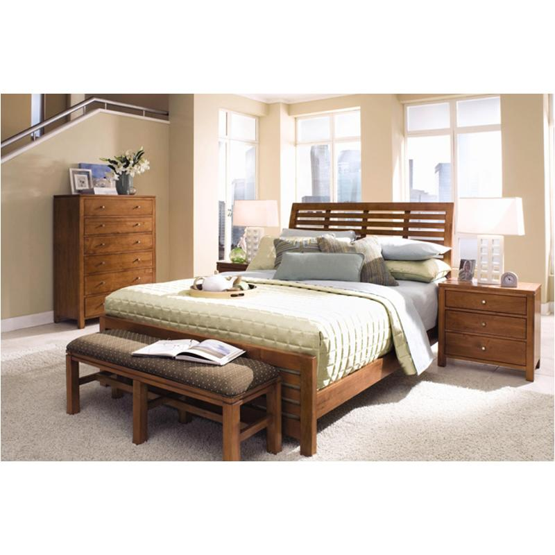 Incredible 97 150H Kincaid Furniture Highland Park Queen Park Bench Bed Ibusinesslaw Wood Chair Design Ideas Ibusinesslaworg