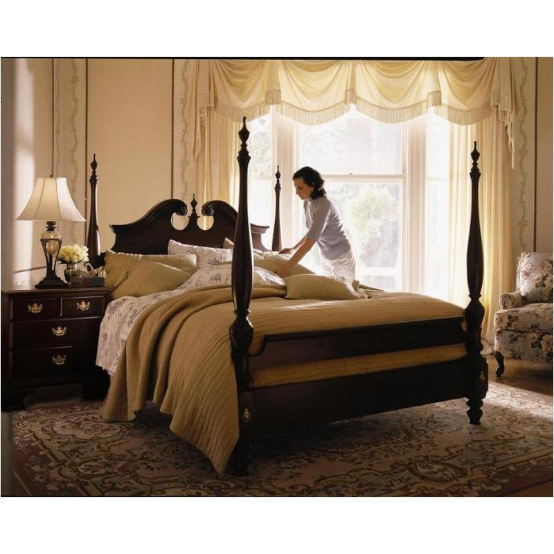 60 136h Kincaid Furniture Carriage House Bedroom Bed