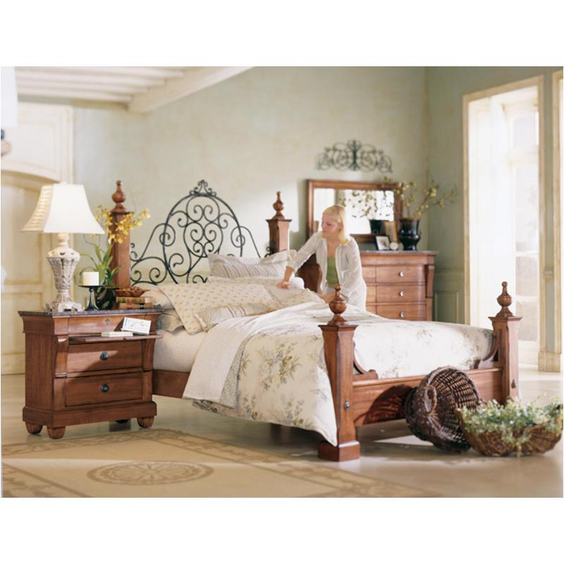 96 135h Kincaid Furniture Tuscano Bedroom Bed