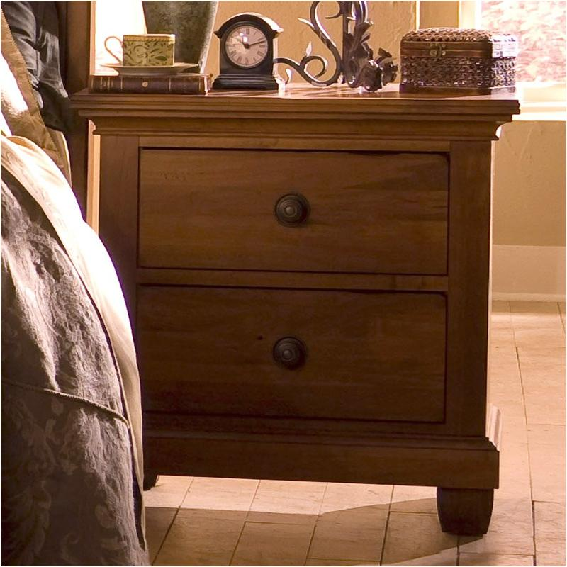 96 141v Kincaid Furniture Tuscano Bedroom Nightstand