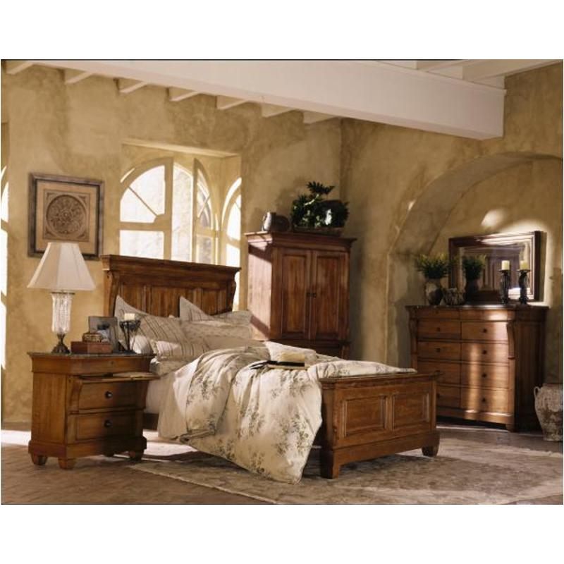 96 132v Ck Kincaid Furniture Tuscano Bedroom Bed