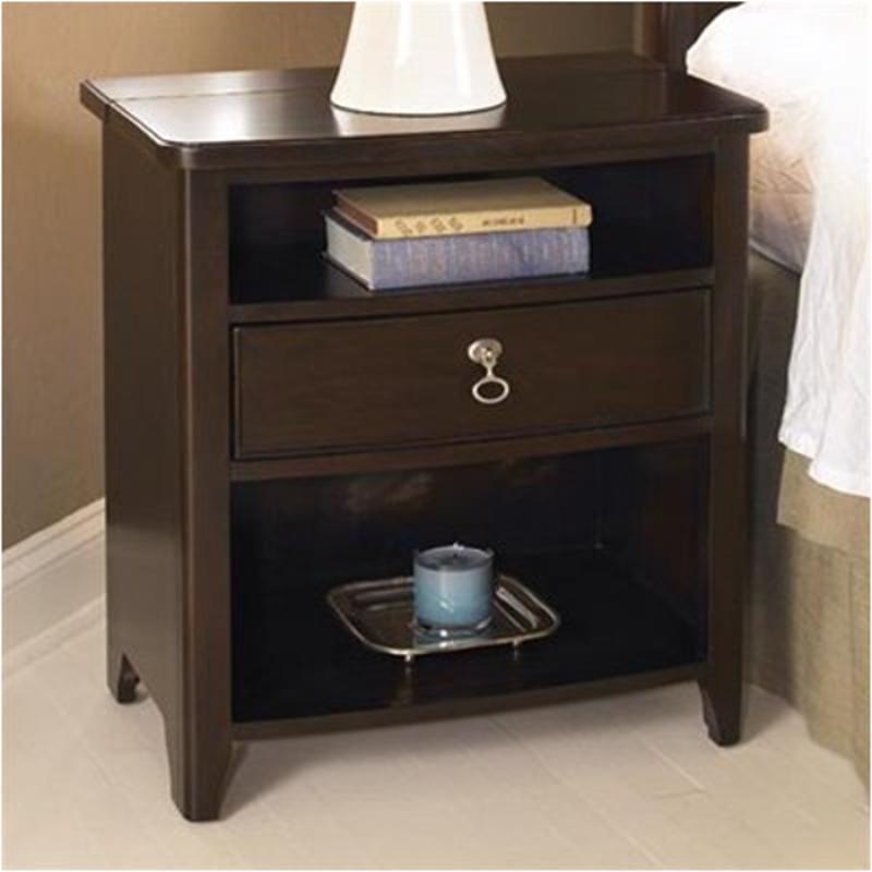 92 143 kincaid furniture alston bedroom open nightstand