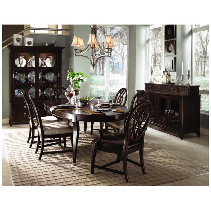 92 054 Kincaid Furniture Alston Dining Room Dining Table