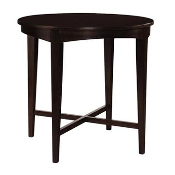 92 059 Kincaid Furniture Alston Dining Room Round Bistro Table