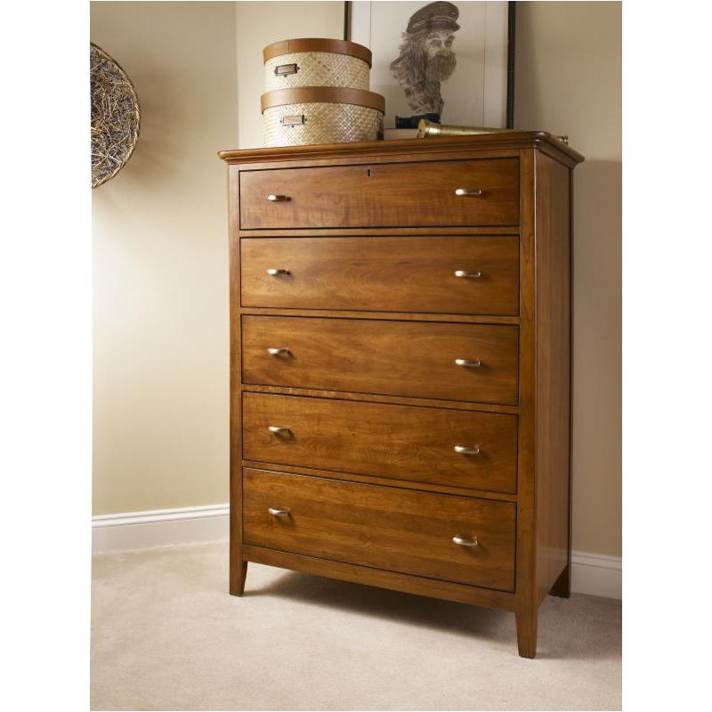 63 105v Kincaid Furniture Cherry Park Bedroom Drawer Chest