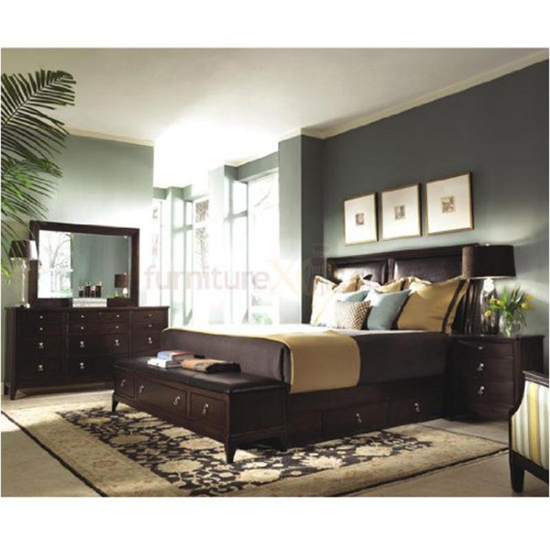 92 138f Kincaid Furniture Alston Bedroom Bed