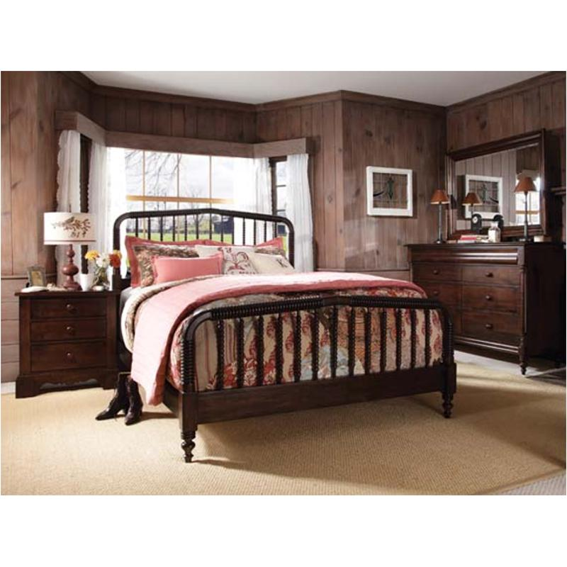 36 131h Kincaid Furniture Eastern King Jenny Lind Bed Maple