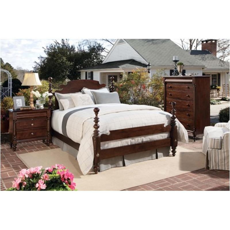 36 139h Kincaid Furniture Homecoming Maple Bedroom Bed