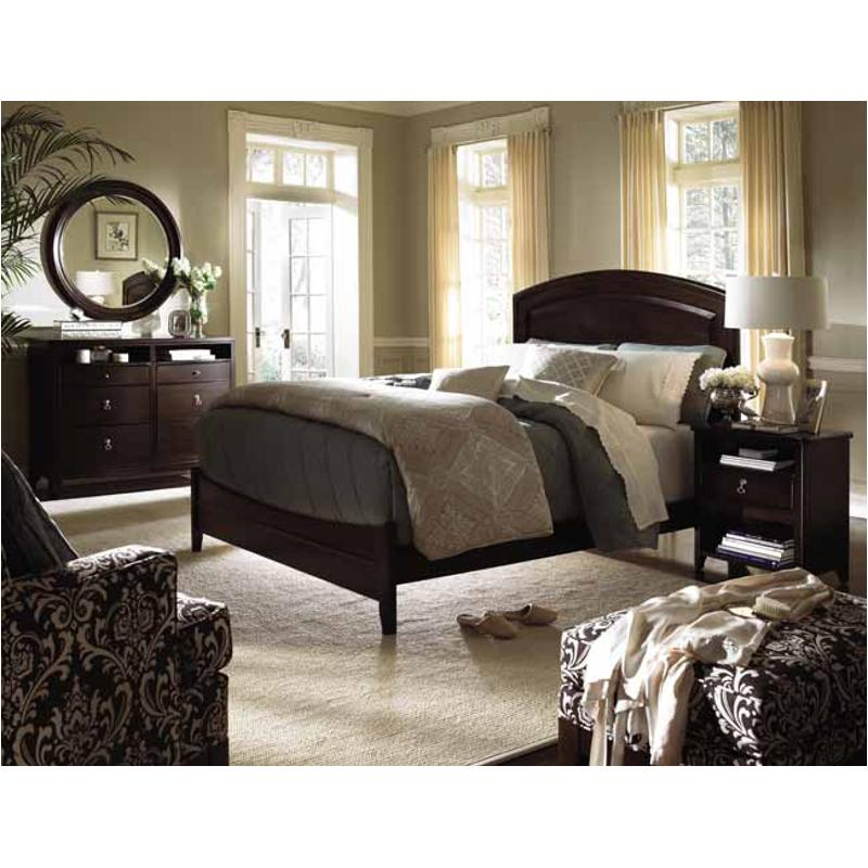 92-130h-fl Kincaid Furniture Alston Bedroom Full Panel Bed