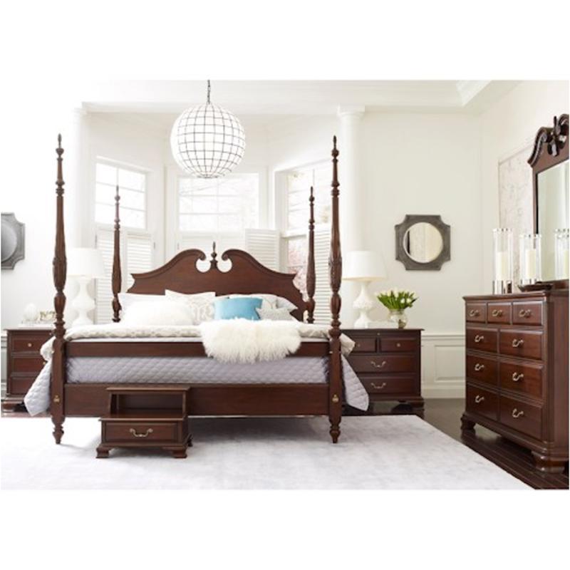 607 326 Kincaid Furniture Hadleigh Bedroom Bed