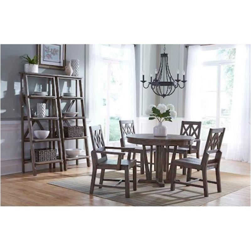 59-052 Kincaid Furniture Foundry Round Dining Table