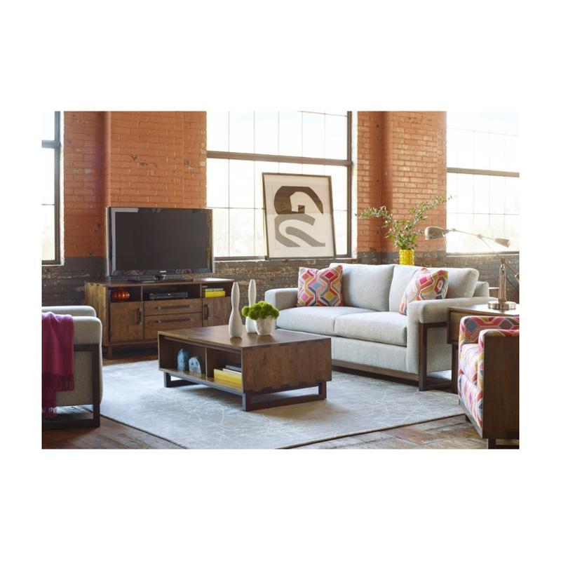 660 910 Kincaid Furniture Traverse Carpenter Tail Table
