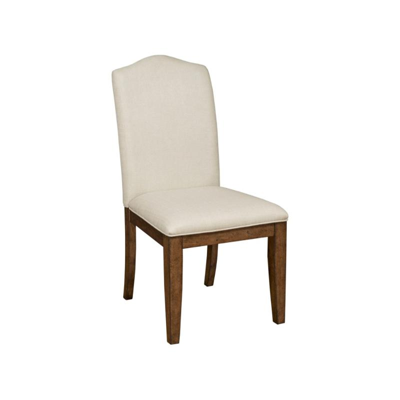 664-641 Kincaid Furniture The Nook Maple Parsons Side Chair