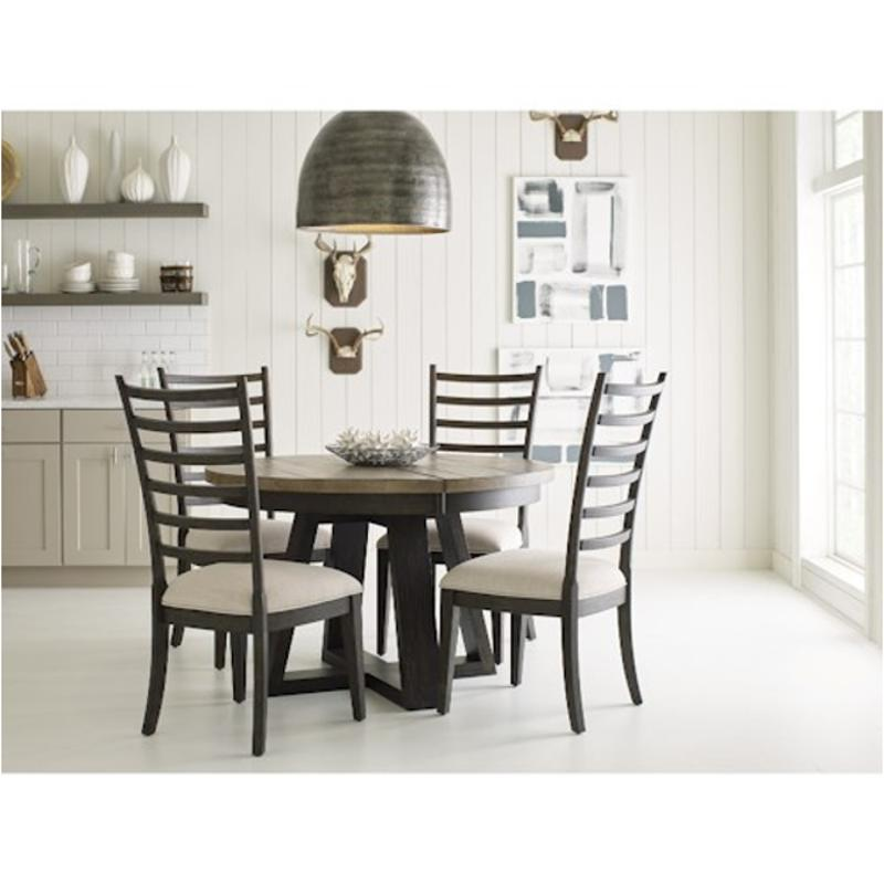 706-701c Kincaid Furniture Plank Road Button Dining Table