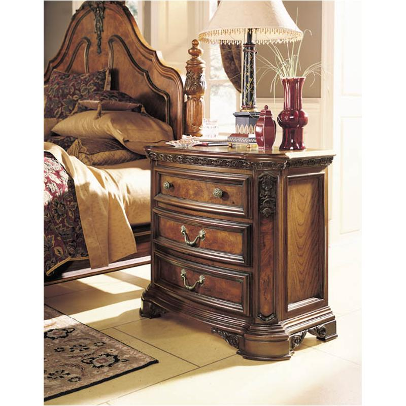 131 420 american drew furniture night stand with wood top - Bob mackie discontinued bedroom furniture ...
