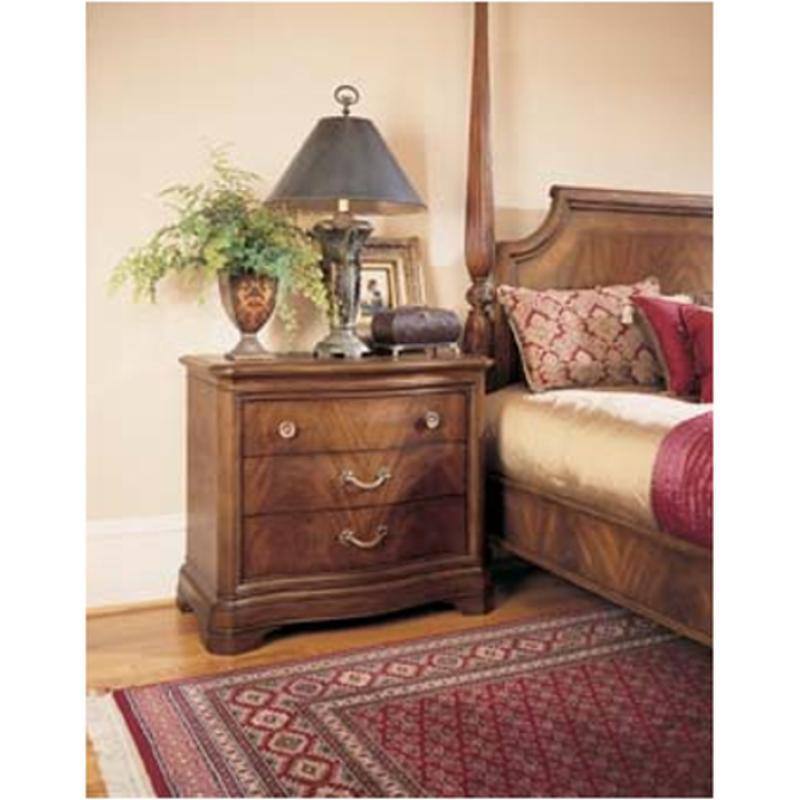 581 420 american drew furniture night stand with wood top - Bob mackie discontinued bedroom furniture ...