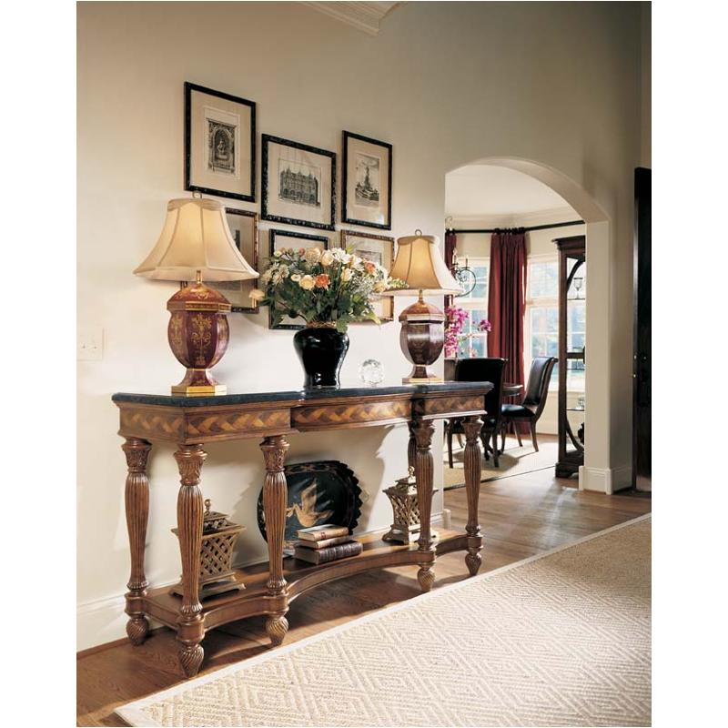 Excellent 583 926 American Drew Furniture Bob Mackie Home Classics Hall Console Table With Black Granite Top Gamerscity Chair Design For Home Gamerscityorg