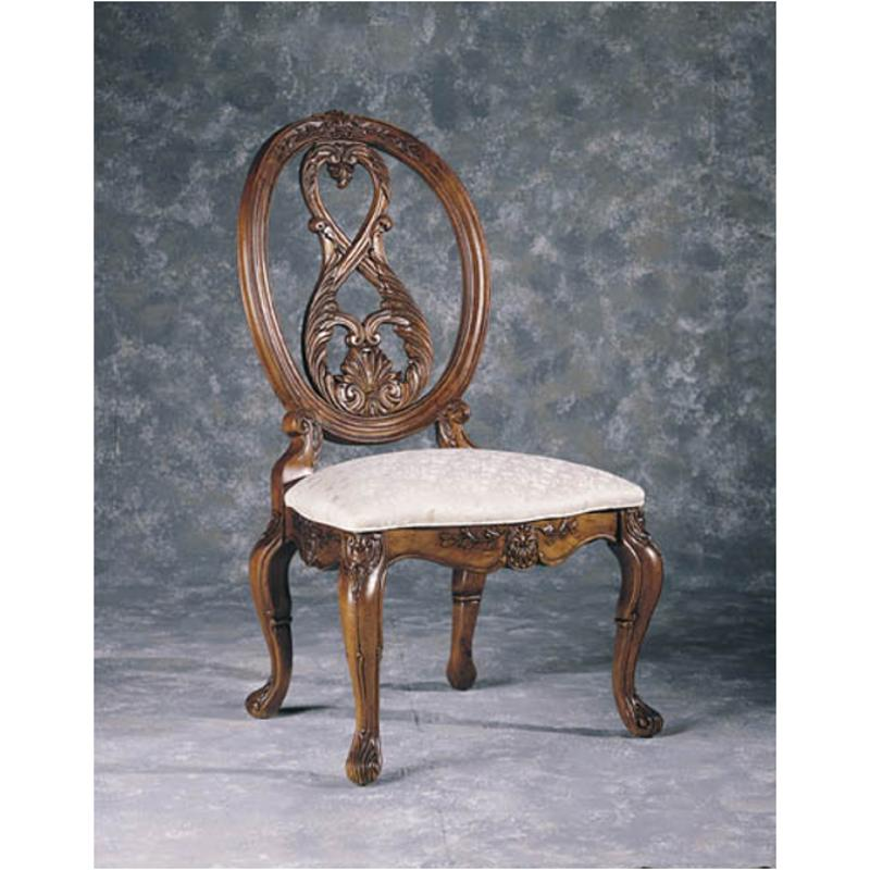 Jessica Mcclintock Dining Room Furniture: 722-680 American Drew Furniture Oval Back Side Chair