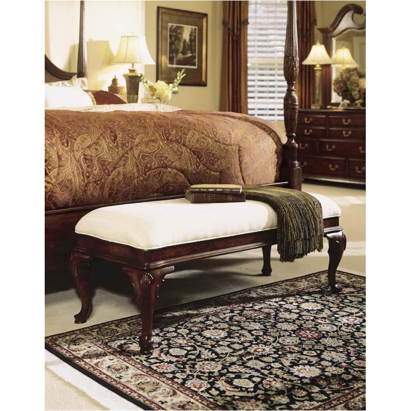 791 480 american drew furniture cherry grove bedroom bed bench - American drew cherry bedroom set ...