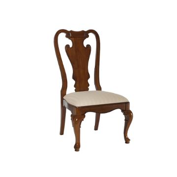 792 636 American Drew Furniture Splat Back Side Chair