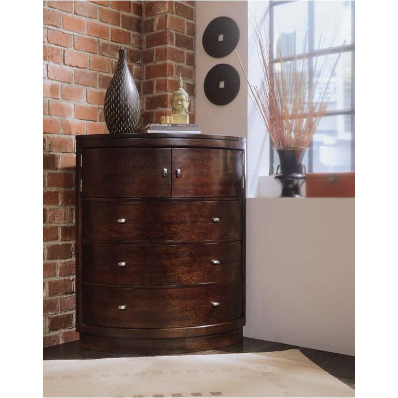 912 230 American Drew Furniture Tribecca Bedroom Corner Chest
