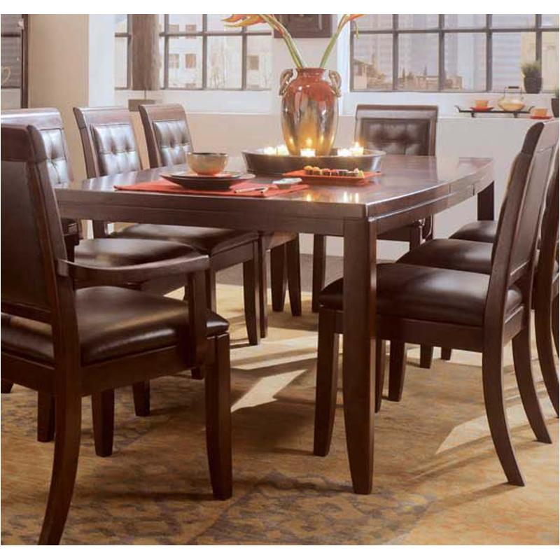 American Drew Dining Room Furniture: 912-760 American Drew Furniture Tribecca Dining Room Leg Table