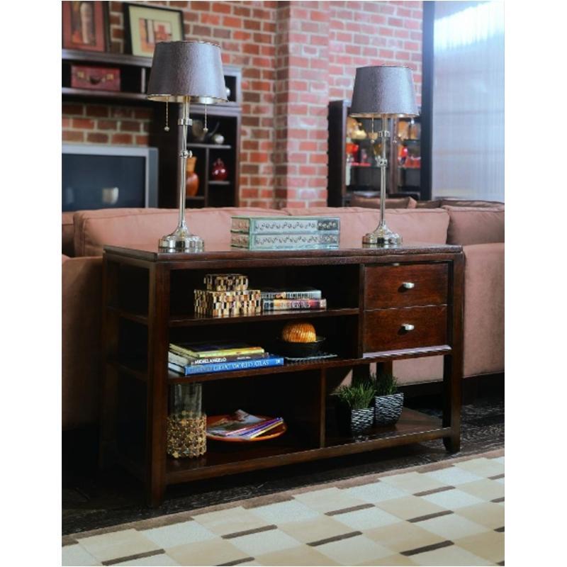 912 925 American Drew Furniture Tribecca Living Room Sofa Table
