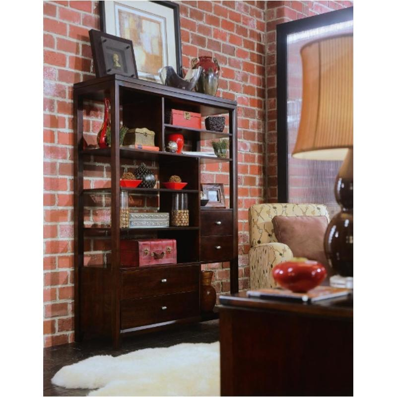 912 939 American Drew Furniture Tribecca Living Room Etagere
