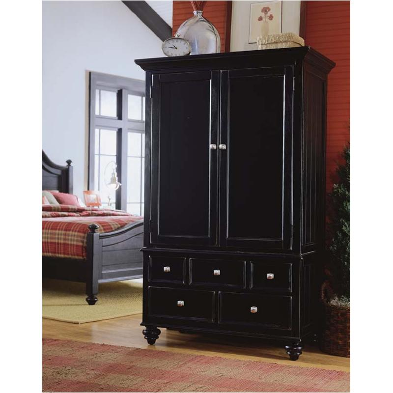 919 271 American Drew Furniture Camden Dark Armoire Dark