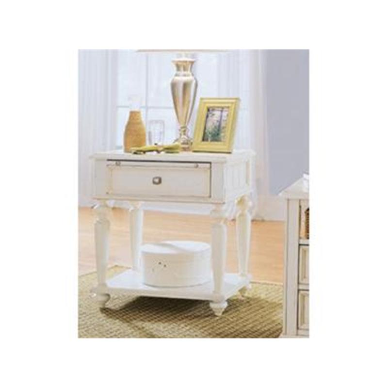 920 401 American Drew Furniture Camden   Buttermilk Bedroom Nightstand
