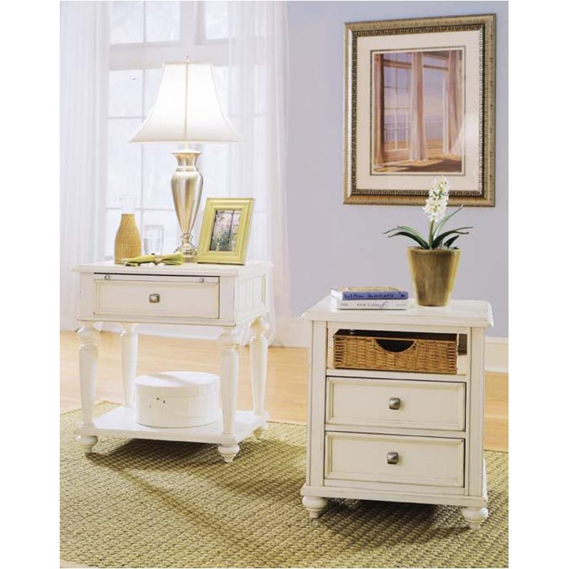 920 915 American Drew Furniture Camden   Buttermilk Living Room End Table