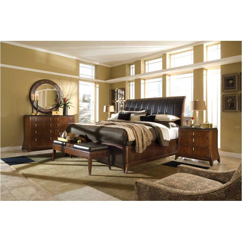 591 308 American Drew Furniture Bob Mackie Home Signature Bedroom Bed
