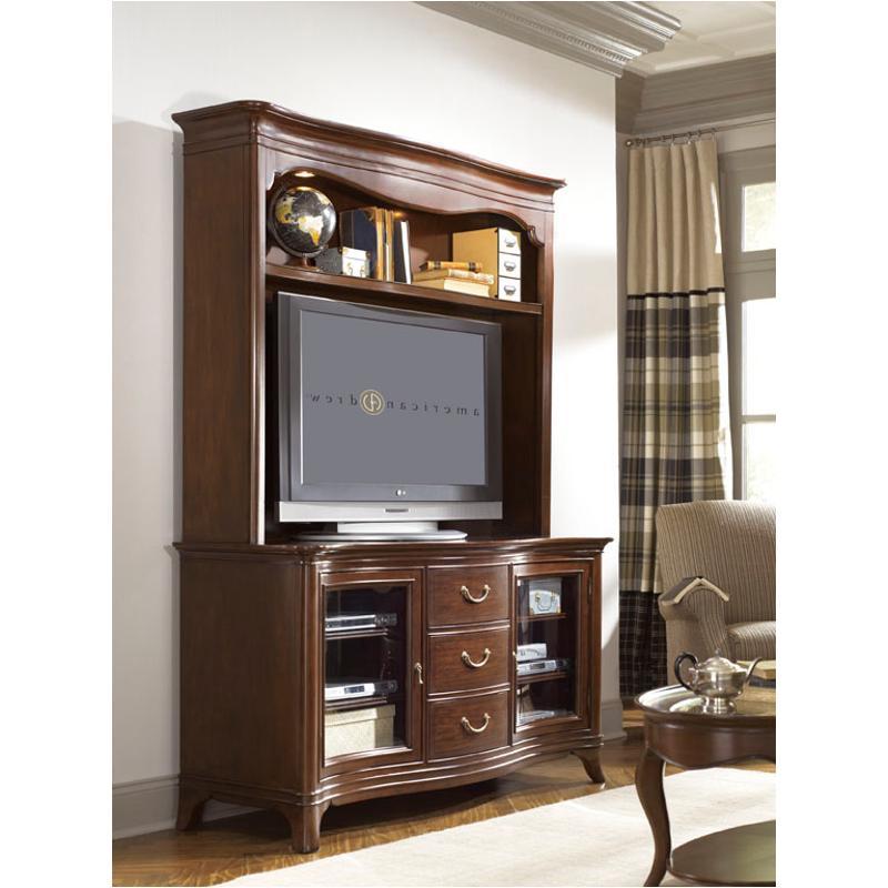 091-581 American Drew Furniture Entertainment Hutch