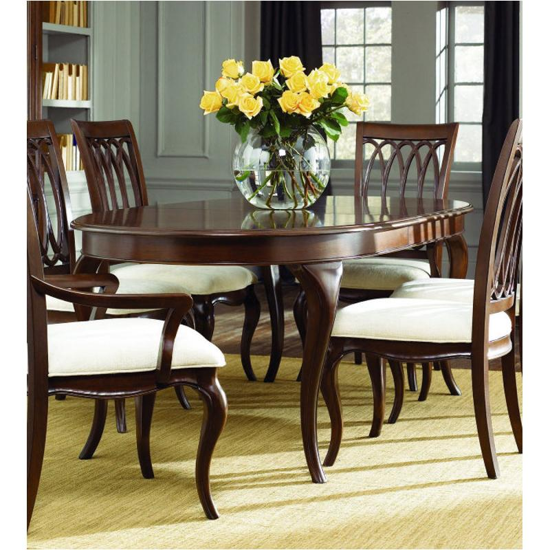 American Drew Dining Room Furniture: 091-760 American Drew Furniture Oval Dining Table