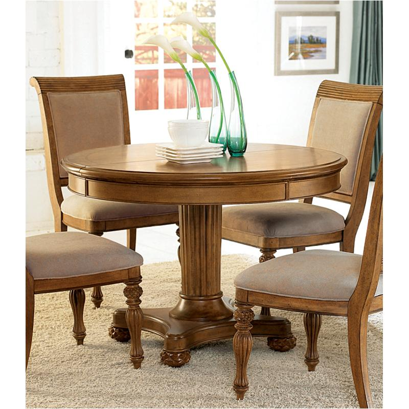 079 701 American Drew Furniture Grand Isle Round Dining Table