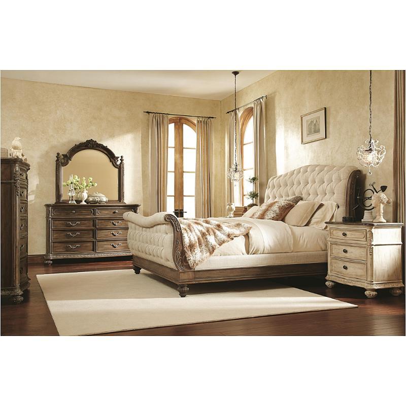 217-306b American Drew Furniture Bed