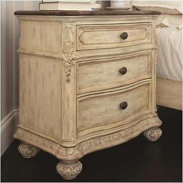 american drew furniture jessica mcclintock couture outlet vintage collection the boutique white veil bedroom nightstand
