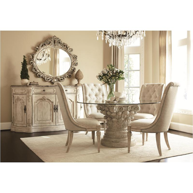 217 702 American Drew Furniture Round Dining Table