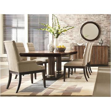218 744 American Drew Furniture Miramar Dining Room Table