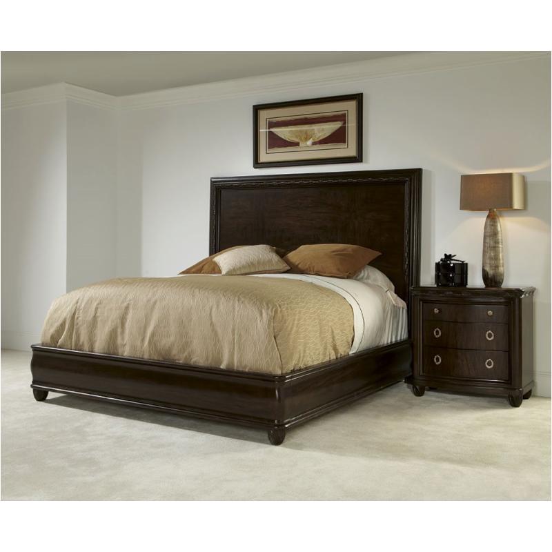 308-336 American Drew Furniture Bob Mackie Home Eastern King Panel Bed With  Platform Fb