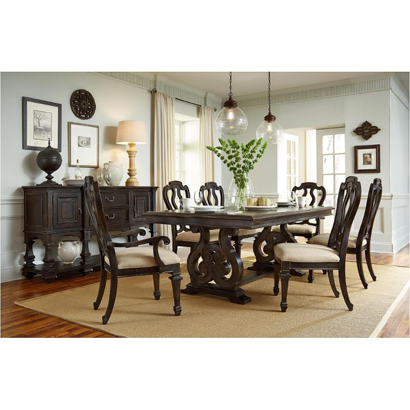 407 744 American Drew Furniture Manchester Court Dining Room Table
