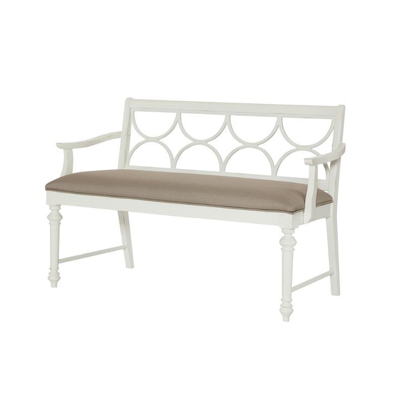 416 650 American Drew Furniture Lynn Haven Dining Bench