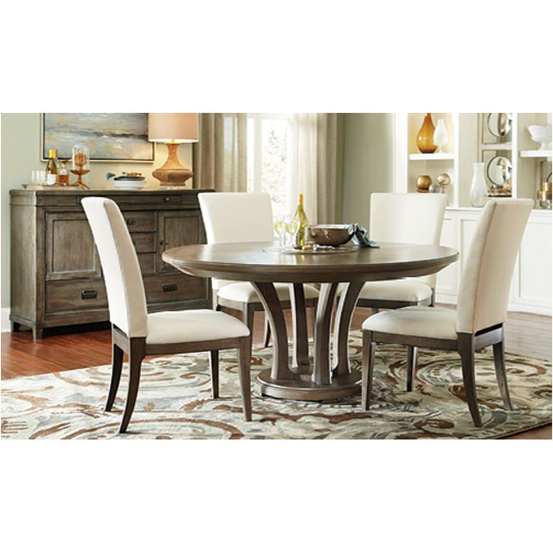 488701 American Drew Furniture 48in Round Table Regular Height