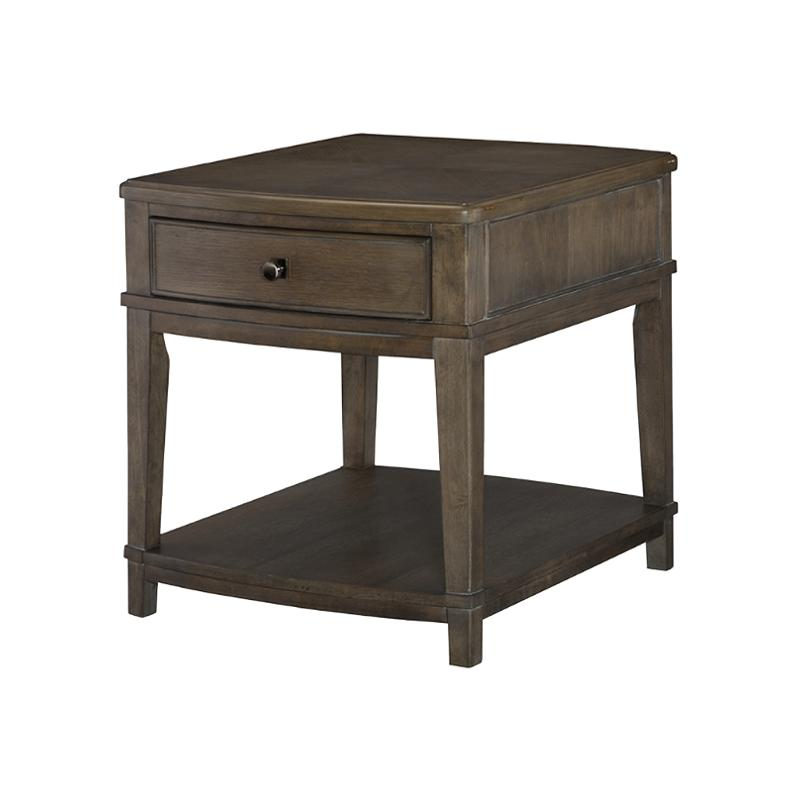 488 915 American Drew Furniture Park Studio Rectangular End Table